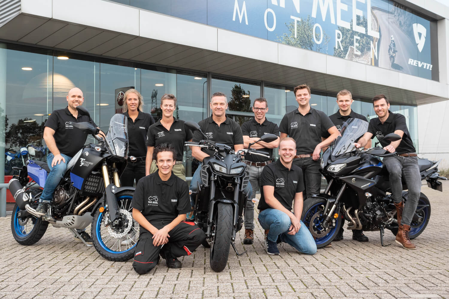 Van Meel Motoren - Motorzaak te Made