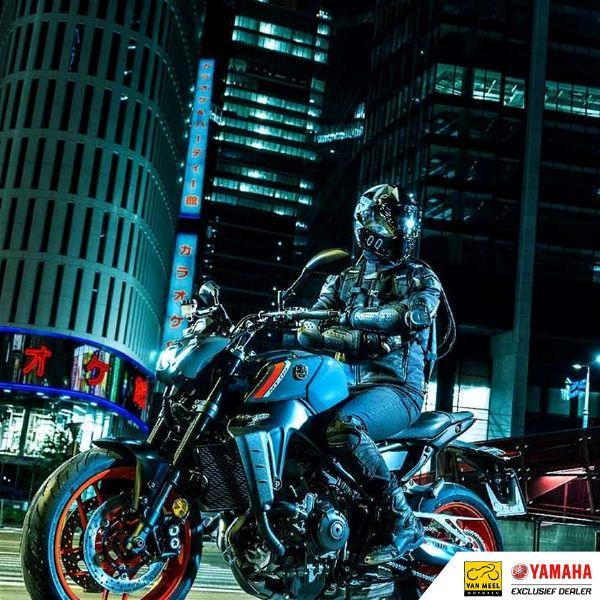 Yamaha MT-09 2021