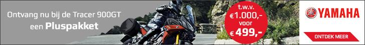 Tracer 900 GT Pluspakket actie
