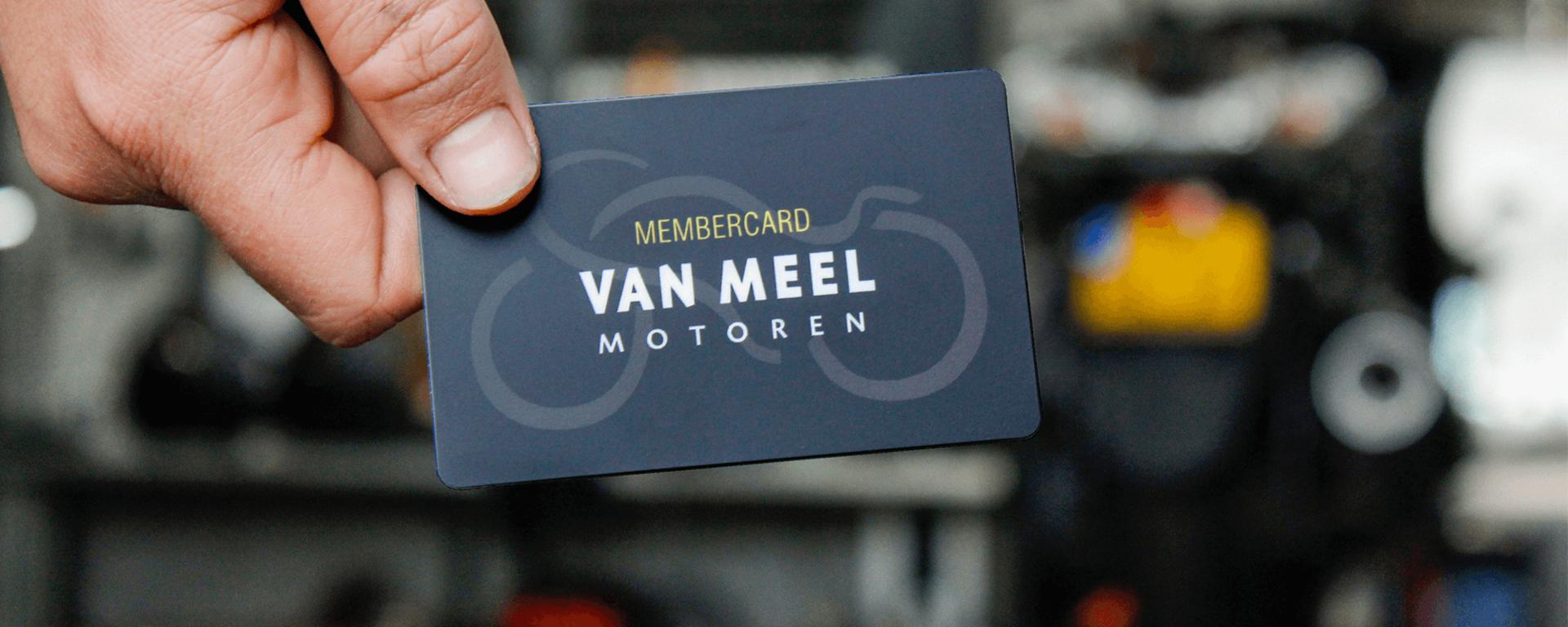 Van Meel Motoren VIP member