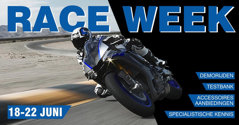 Race Week 18 t/m 22 juni