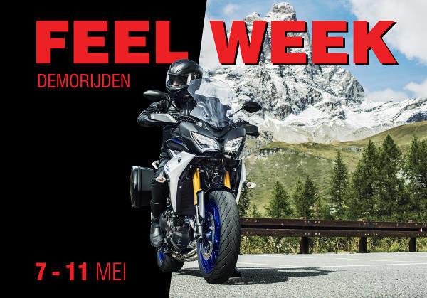Yamaha Feel Week