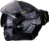 Scorpion Systeemhelm EXO-Tech Puls zwart Fluo_