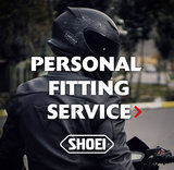 Shoei Personal Fitting_