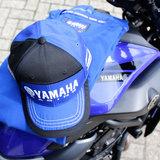 Yamaha Paddock Blue heren shirt blauw_