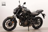 YAMAHA MT-07 Tech Black
