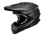 Shoei VFX WR Offroad motorcross helm mat zwart