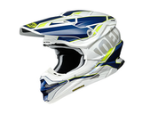 Shoei VFX WR Offroad motorcross helm