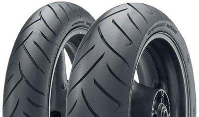 Dunlop Roadsmart Bandenset 120/70/17 & 180/55/17