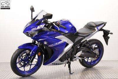YAMAHA YZF-R3 Blauw