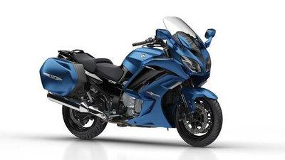 YAMAHA FJR1300AE Blauw