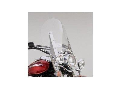 Yamaha XVS1300 verhoogde ruit Repl