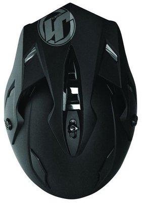 JUST1 Helmet J34 Adventure Shape Neon Yellow