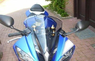Yamaha YZF R6 2008 - 2014 spiegel verbreders