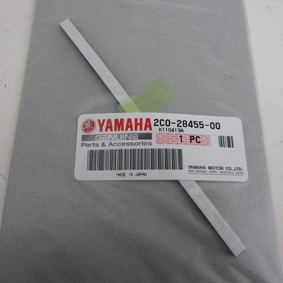 Yamaha YZF R6 trillingsschuim topkuip