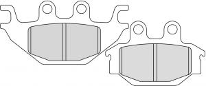FERODO REMBLOK FDB2184SG BRAKE PADS SINTER