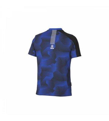 Yamaha Paddockblue heren t-shirt camouflage DURHAM