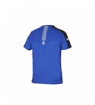 Yamaha Paddockblue heren t-shirt SS WILTSHIR