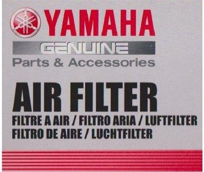 Yamaha orginele luchtfilter type 5EB144510000