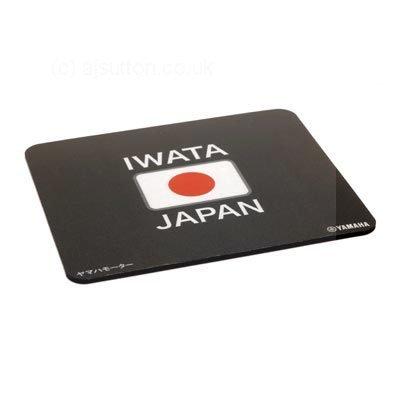 Yamaha mous map IWATA JAPAN