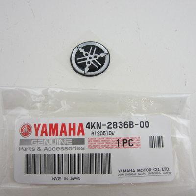 Yamaha YZF embleem voor op de achterkuip