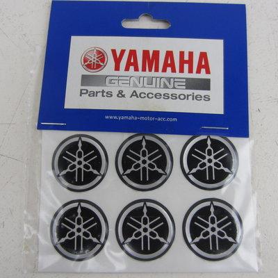 Yamaha Embleem logo Small 27mm