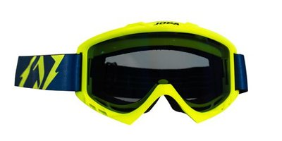 Jopa MX-Goggle Poison Neon Yellow