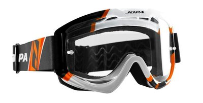 Jopa Crossbril Venom II Graphic Black-White-Orange