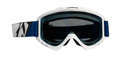 Jopa MX-Goggle Poison Neon blue-black