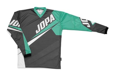 Jopa MX-Jersey 2020 Dust-off Steel Blue-Mint