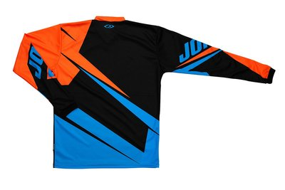 Jopa MX-Jersey 2020 Dust-off Orange-Blue
