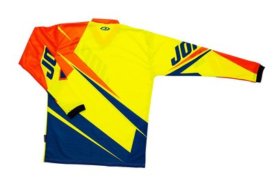 Jopa MX-Jersey 2020 Dust-off Neon Yellow-Orange