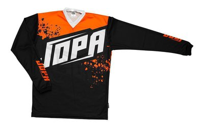 Jopa MX-Jersey 2020 Charge Orange