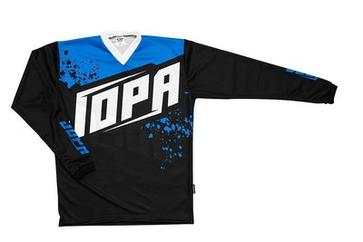 Jopa MX-Jersey 2020 Charge Blue