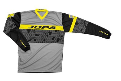 Jopa MX-Jersey 2020 Ambush Neon Yellow-Grey