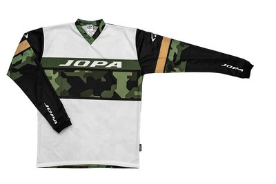 Jopa MX-Jersey 2020 Ambush Army Green