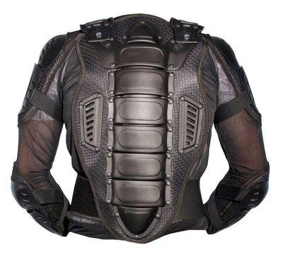 Jopa JP Bodyprotectorvest de luxe + kidney belt Black