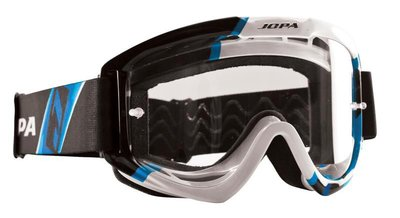 Jopa Crossbril Venom II Graphic Black-White-Blue