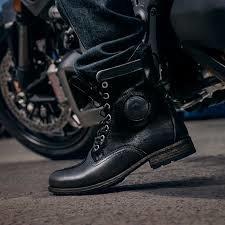 REVIT motorschoenen Regent zwart