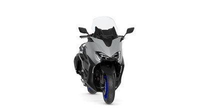 YAMAHA TMAX Icon Grey