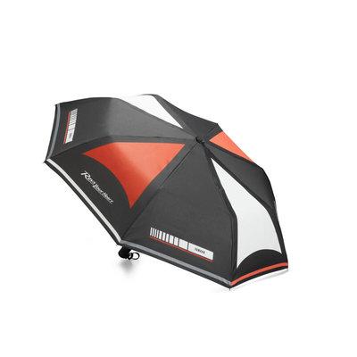 Yamaha Revs Zwarte opvouwbare paraplu