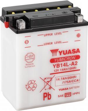 YUASA YB14L-A2 Accu