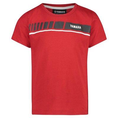 YAMAHA REVS kinder t-shirt rood