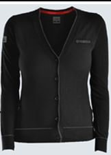 Yamaha dames vest Cardigan