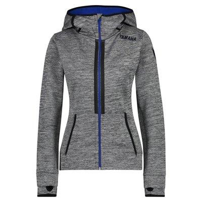 Yamaha MT dames hoodie Trenton (grijs)