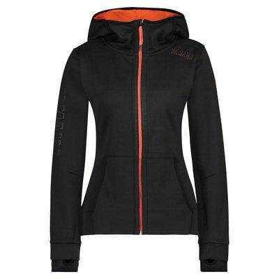 Yamaha MT dames hoodie Trenton (zwart)