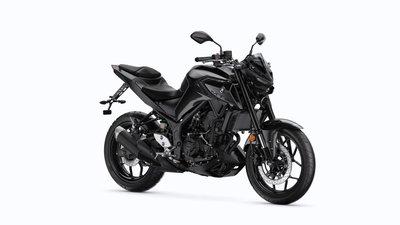 Yamaha MT-03 Sportpakket