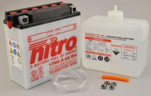 NITRO ACCU 12N5.5-4A