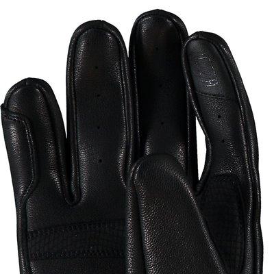 Yamaha heren motorhandschoenen urban zwart