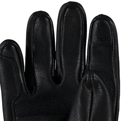 Yamaha dames motorhandschoenen urban zwart